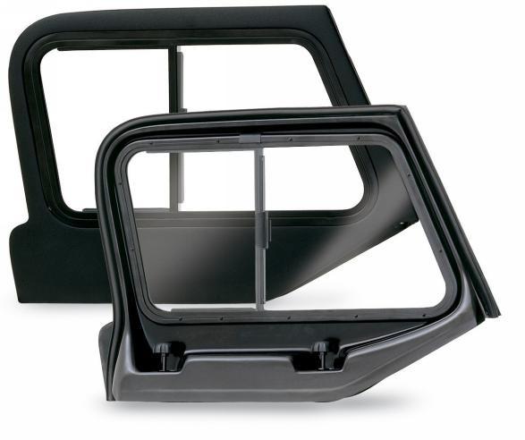 Rampage Top Door Window Slider