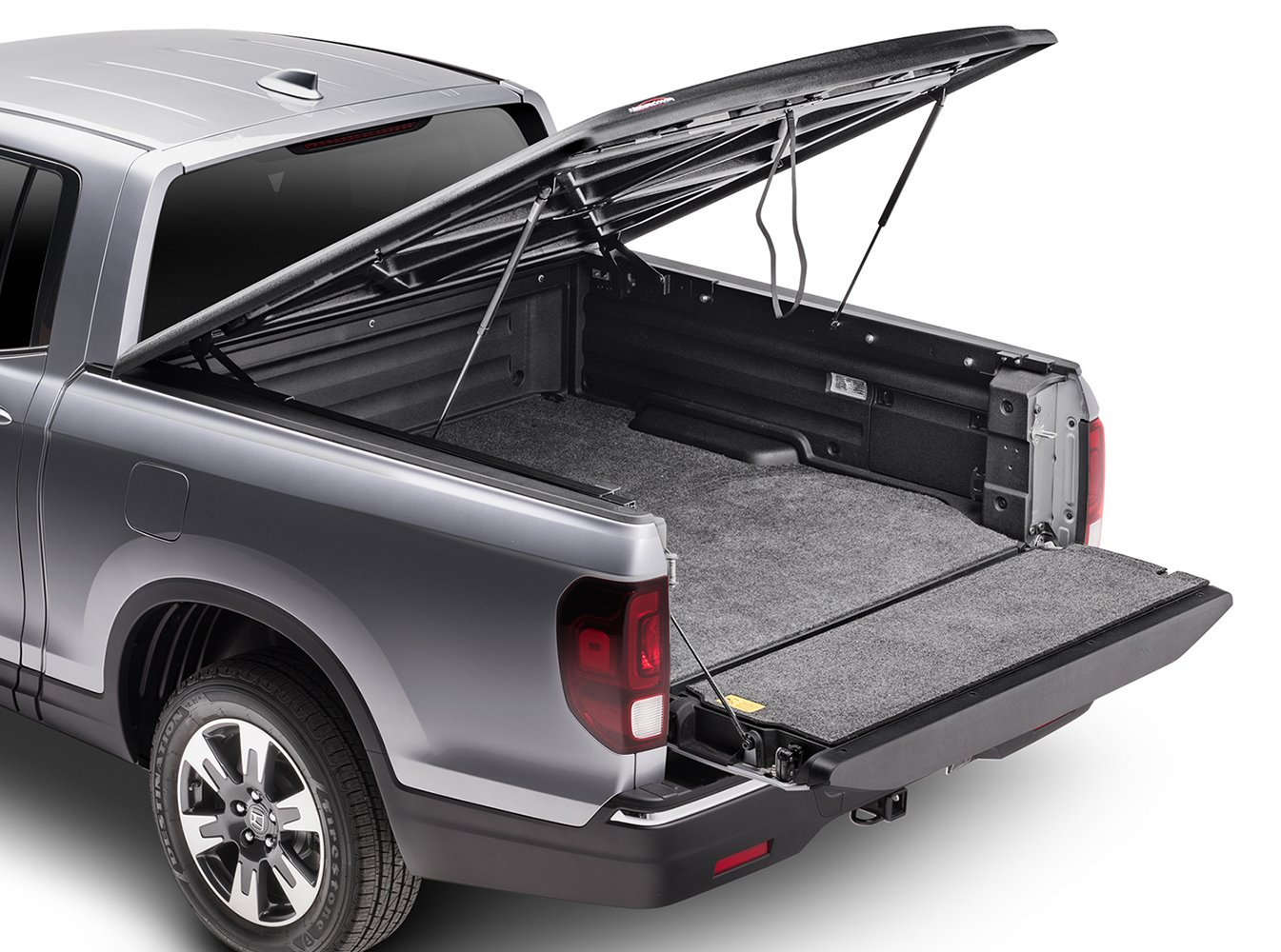 Truxedo Lo Pro Tonneau Roll Up Bed Cover For 2019 Dodge Ram 1500 W