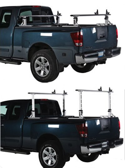 Dodge Durango Used >> 1999-2007 Chevy Silverado Thule Xsporter Truck Rack - Thule 500XT