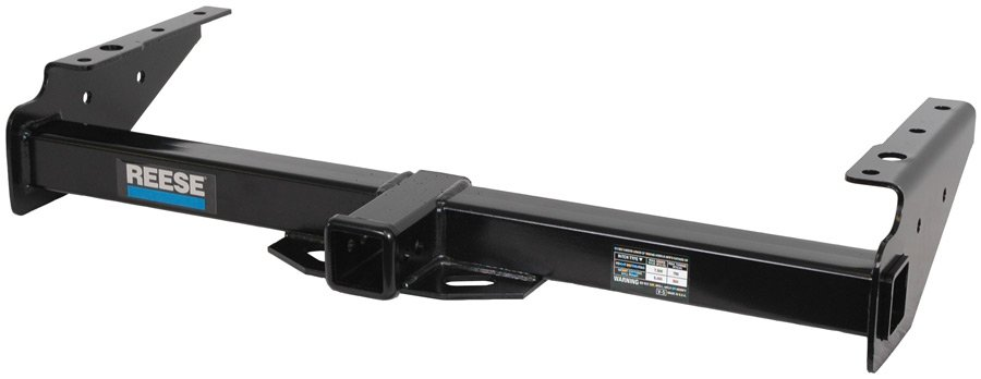 Reese Receiver Hitch on toyota sienna trailer