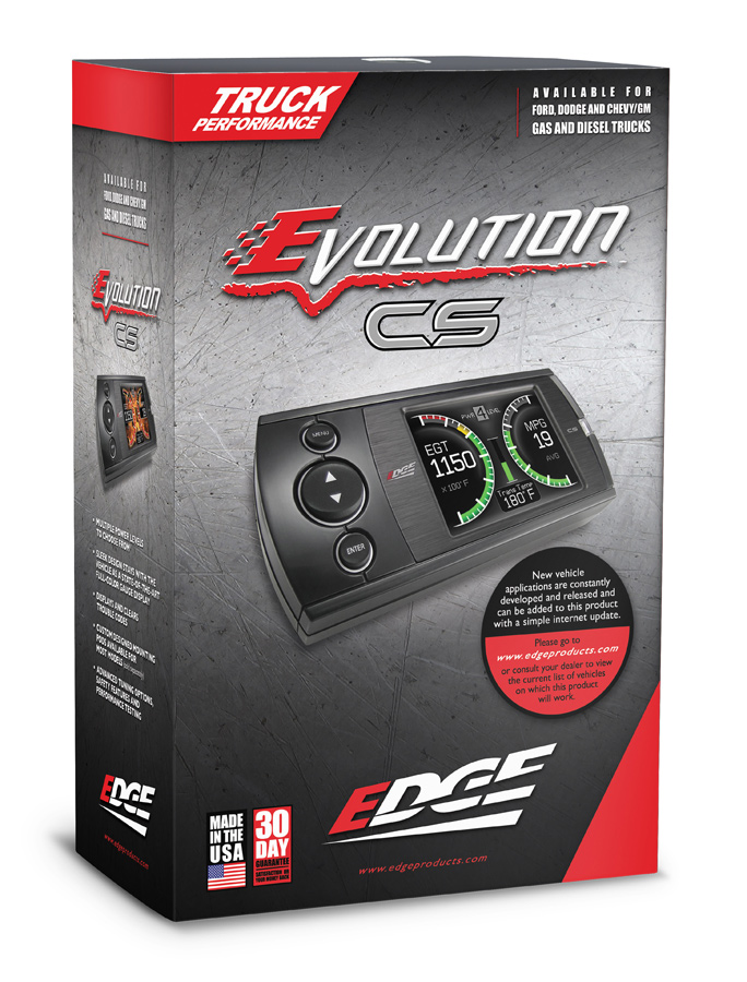 Jeep Liberty Mpg >> Edge CS Evolution Programmer, Edge Evolution CS Pro Tuner