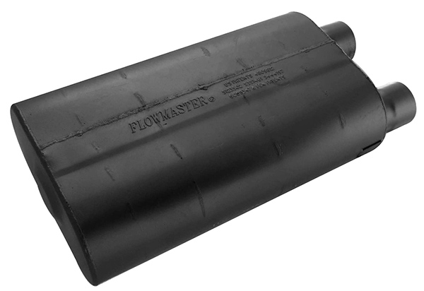 Think ALL Flowmaster mufflers lose power? Think again
