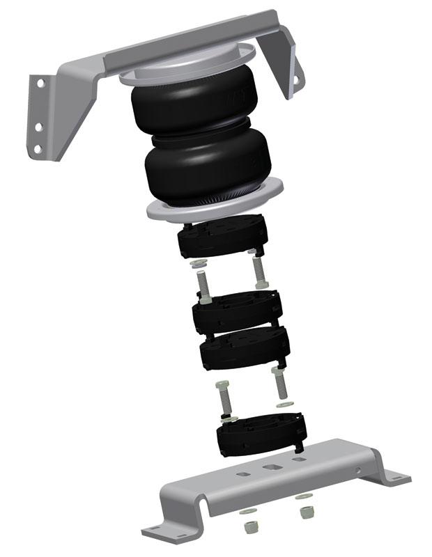Air Lift Lock-N-Lift Air Spring Spacer