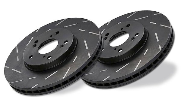 EBC Ultimax Slotted Rotors