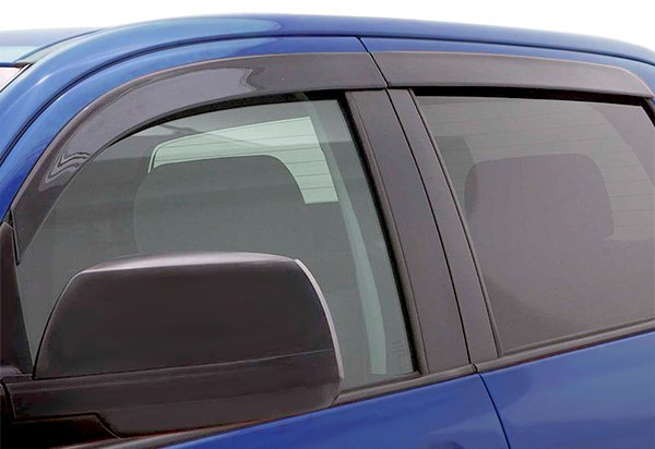AVS Seamless Window Deflectors