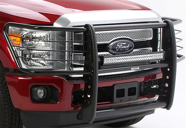 3921B 3000 Series StepGuard Grille Guard Go Rhino!!