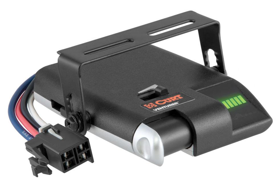 Electric Brake Controller >> Curt Venturer Brake Controller