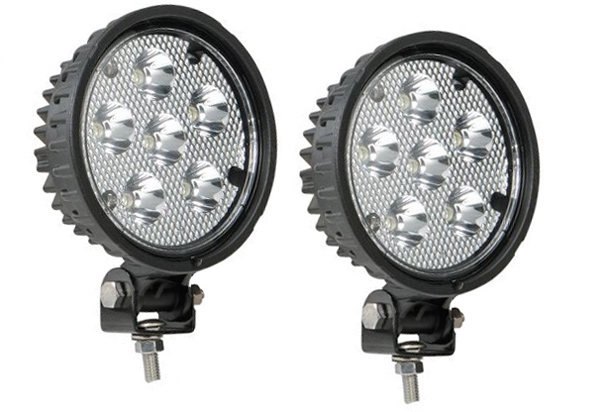 Anzo Rugged Vision LED Fog Lights