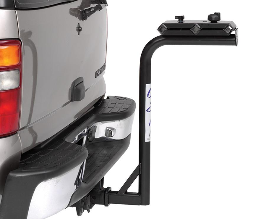 Surco Standard Hitch Mounted Bike Rack