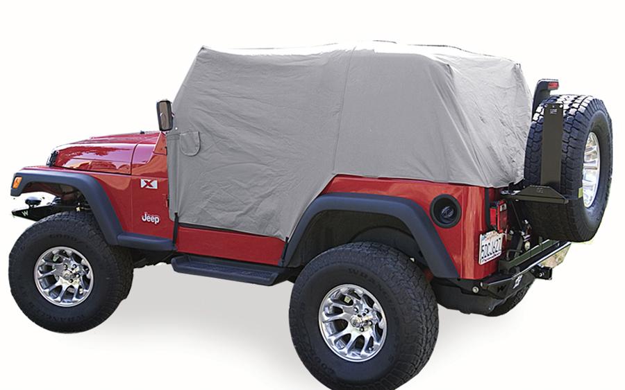 1992 2005 jeep wrangler vdp full monty cab cover vdp 501161. Black Bedroom Furniture Sets. Home Design Ideas