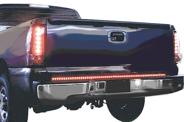 Ipcw led tailgate light bar aloadofball Gallery