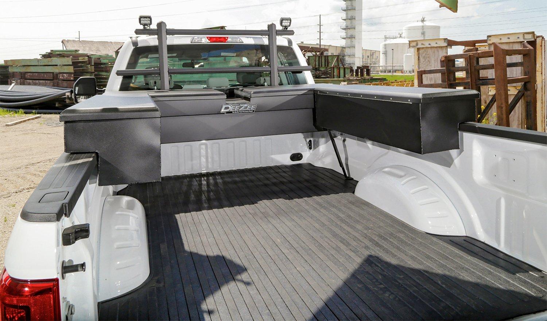 2017 2020 Ford F250 Dee Zee Heavyweight Truck Bed Mat