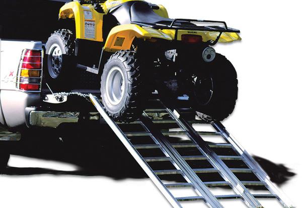 Dee Zee Tri Fold Ramp Dee Zee Tri Fold Pickup Truck Ramp