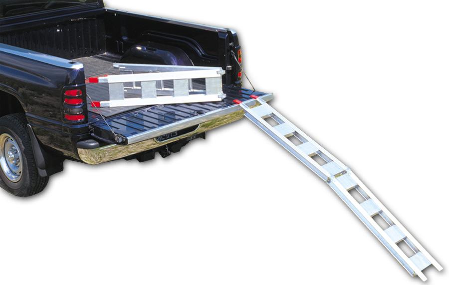 Dee Zee Folding Truck Ramp Dee Zee Folding Pickup Bed Ramp