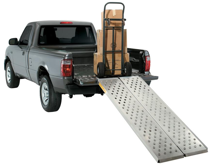 Lund Bi-Fold Loading Ramp - AutoAccessoriesGarage.com