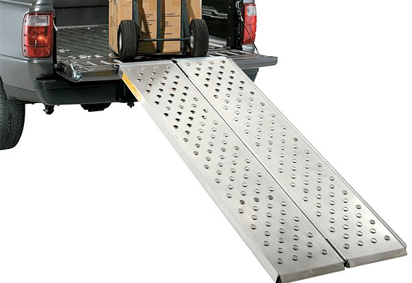 Lund 602004 Bi Fold Loading Ramp Autoaccessoriesgarage Com