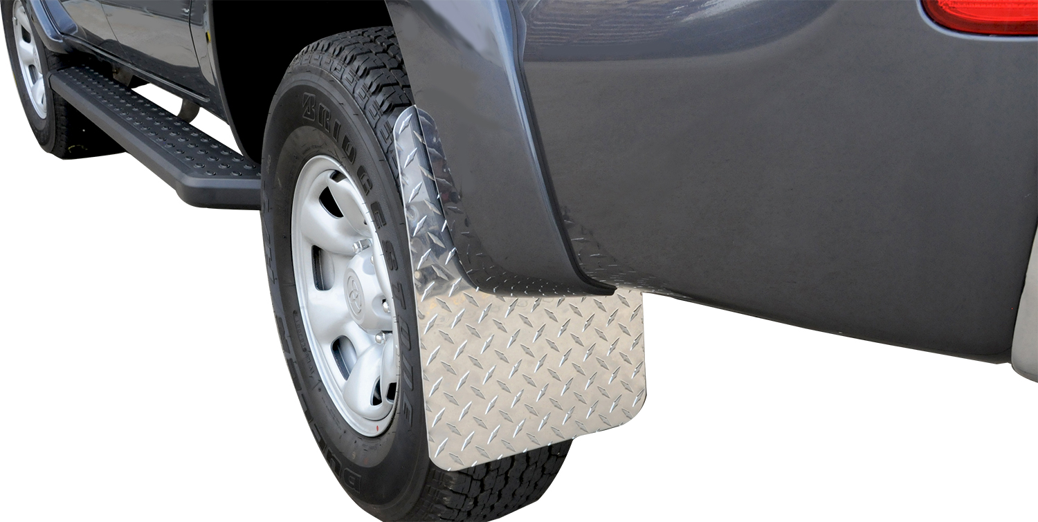 Toyota Truck Performance Parts Home > Mud Flaps & Guards > Mud Flaps & Guards > Dee Zee Universal Mud ...