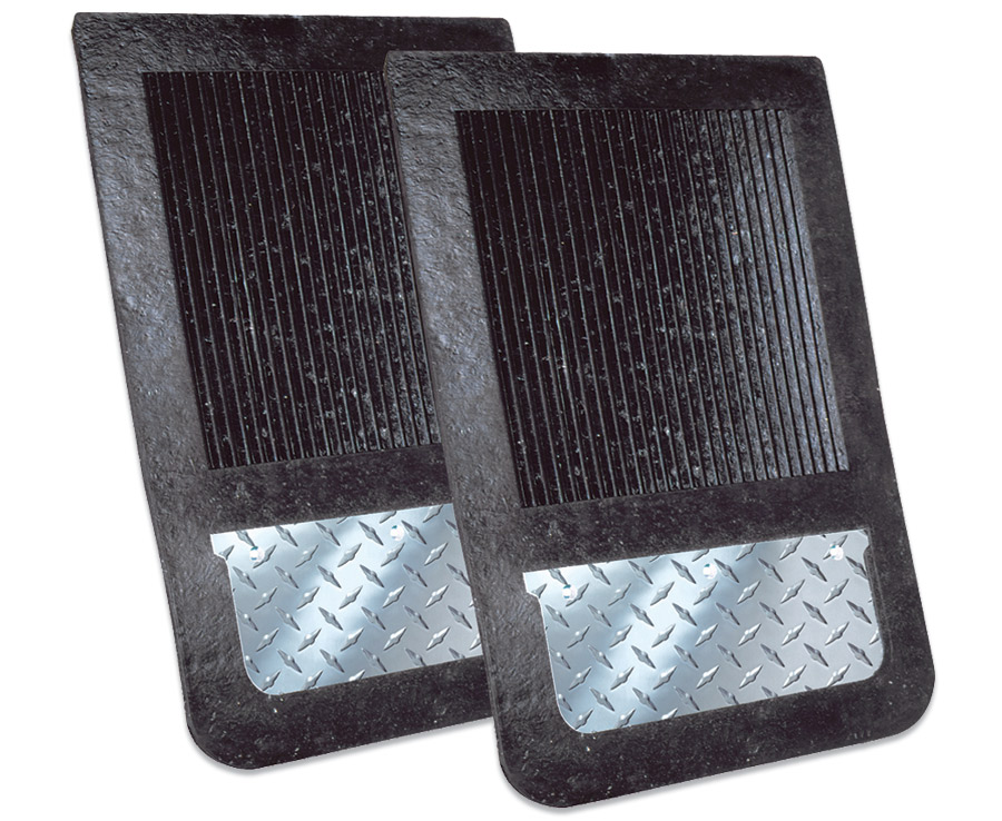 Dee Zee Rubber Mud Flaps Truck Mud Guards