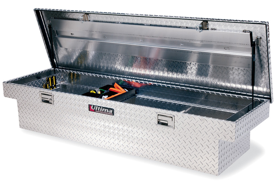 Deflecta Shield Ultima Single Lid Truck Toolbox