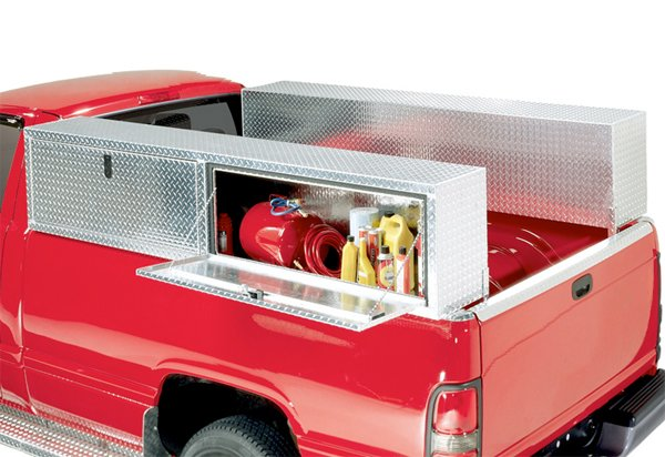 Deflecta-Shield Challenger Topside Truck Storage Box