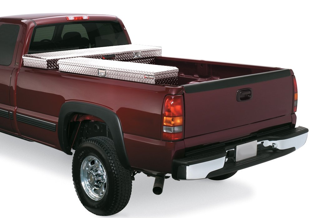 Deflecta Shield Challenger Side Mount Truck Toolbox