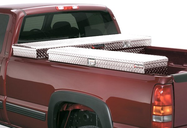 Deflecta-Shield Challenger Side Mount Truck Toolbox