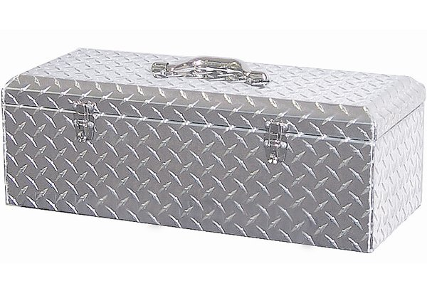 Deflecta-Shield Challenger Hand Tote Box