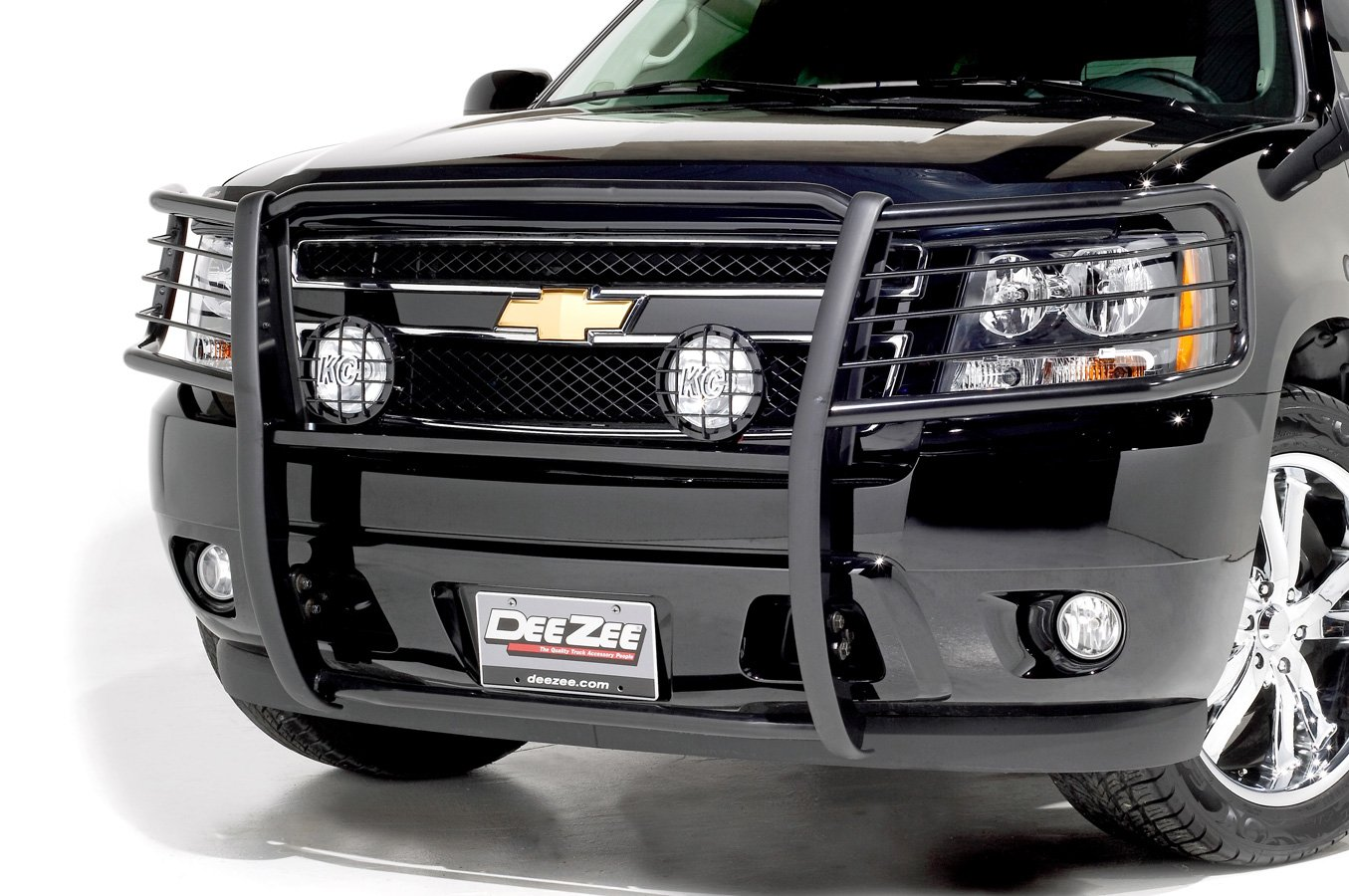 Chevy Avalanche 2016 Price >> Dee Zee Euro Grille Guard, Dee Zee Grill Guard