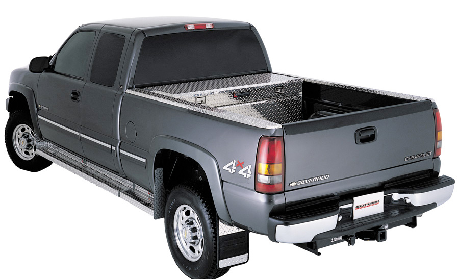Performance Ford Bountiful >> Deflecta-Shield Challenger Truck Tool Chest