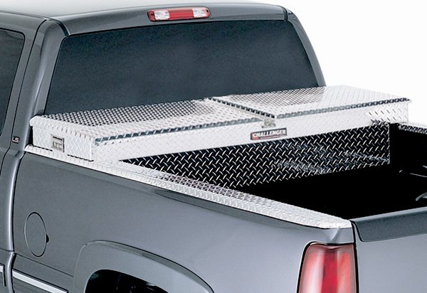 Deflecta Shield Challenger Gull Wing Truck Toolbox