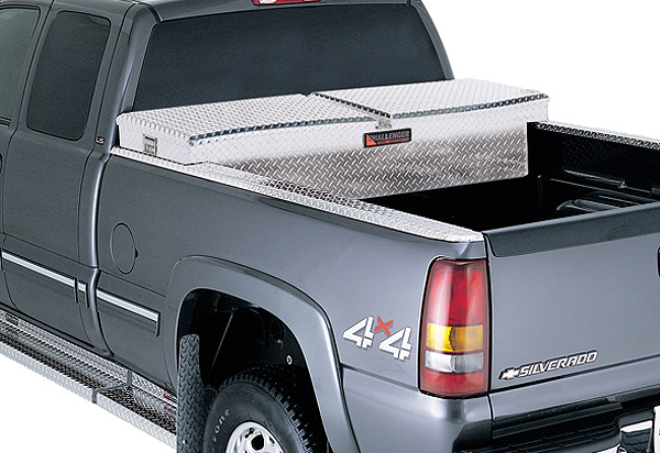 Deflecta-Shield Challenger Deep Well Gull-Wing Truck Toolbox