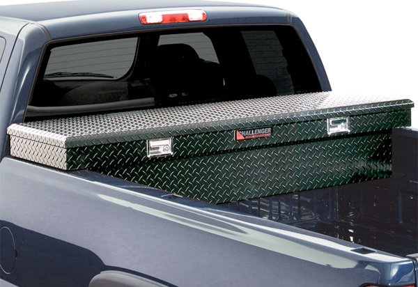 Deflecta-Shield Challenger Single Lid Truck Toolbox