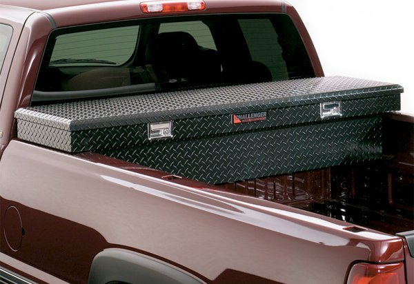 Deflecta-Shield Challenger Single Lid Deep Truck Toolbox