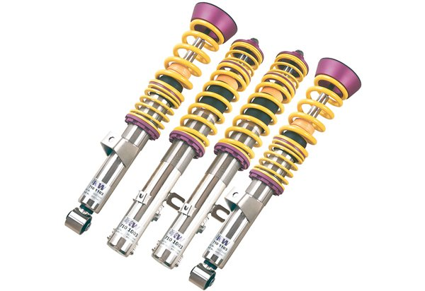 KW Suspension Coilover Shocks