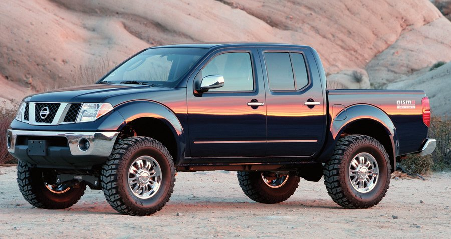 2001 Nissan Frontier Lift Kit Pictures To Pin On Pinterest