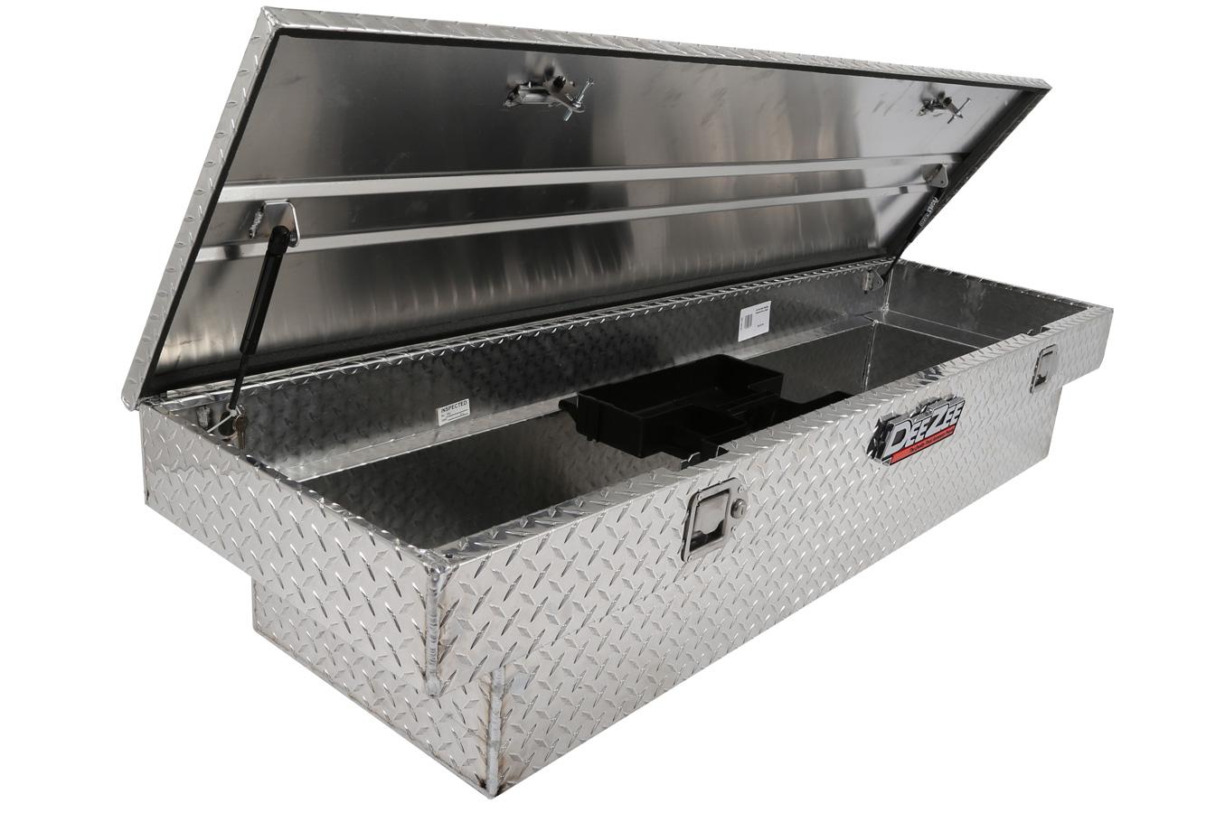 Dee Zee Tool Box >> Dee Zee Truck Tool Box, Single Lid Crossover Truck Toolbox