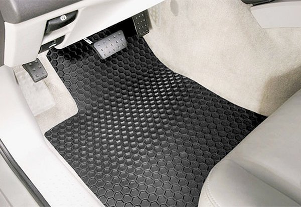 Intro-Tech Hexomat Floor Mats