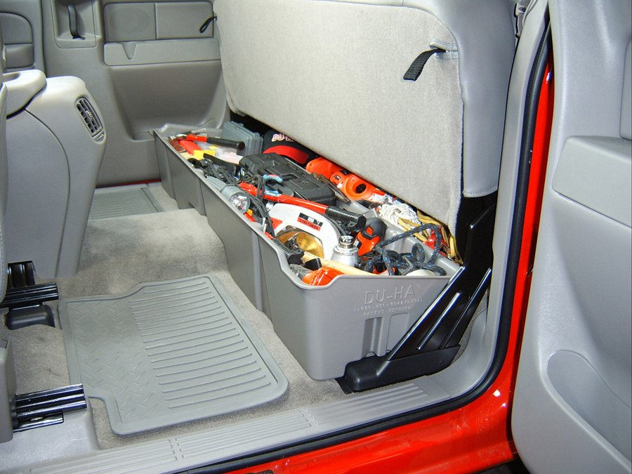 Du Ha Truck Box Du Ha Underseat Storage