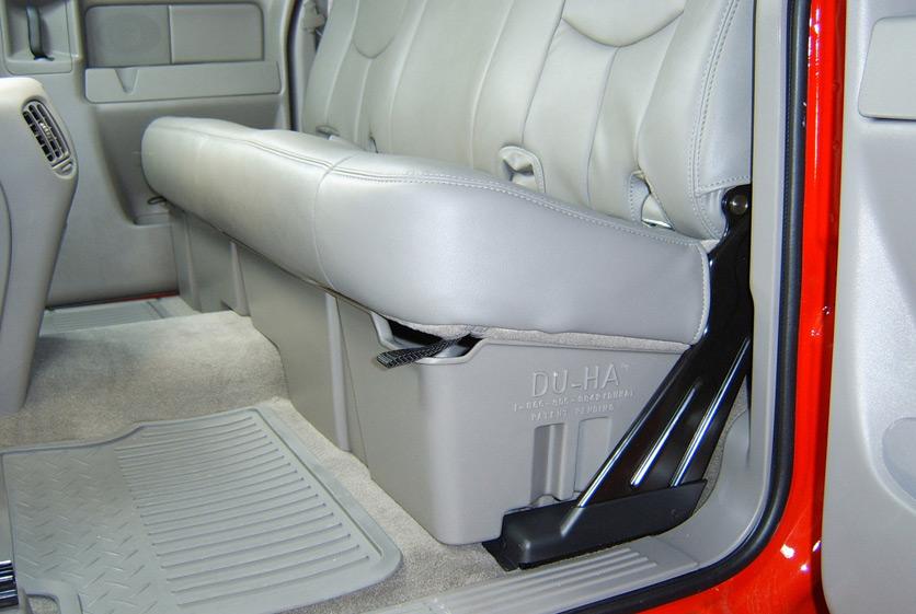du ha truck box du ha underseat storage. Black Bedroom Furniture Sets. Home Design Ideas