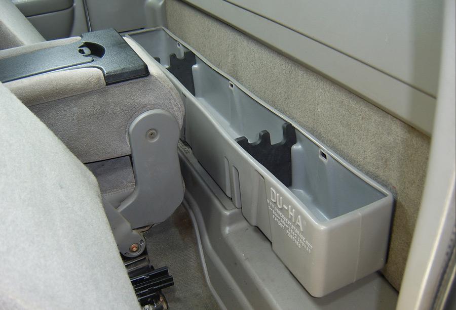 Du Ha Truck Box Du Ha Underseat Storage