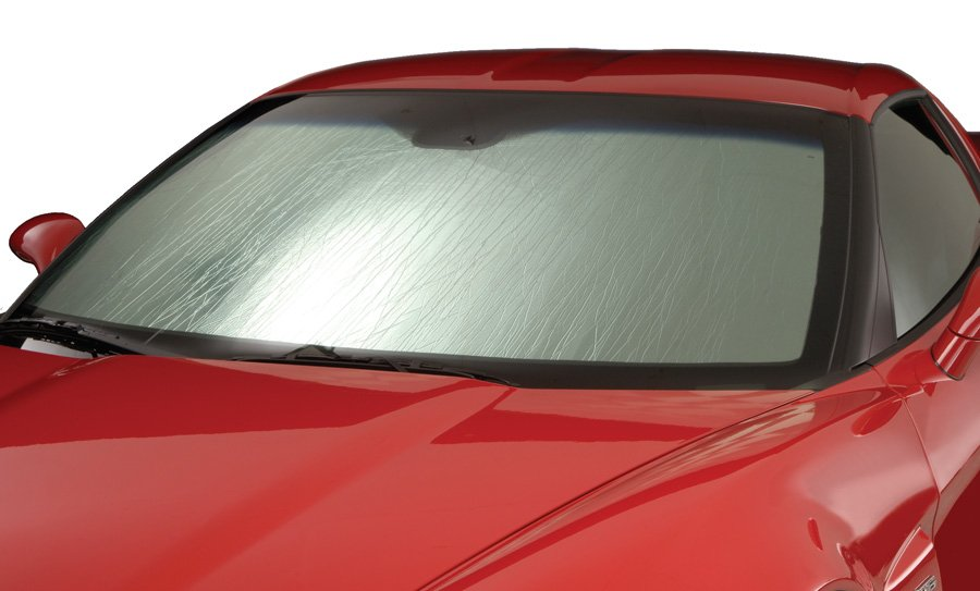 Intro Tech Sun Shade Intro Tech Automotive Windshield Shade