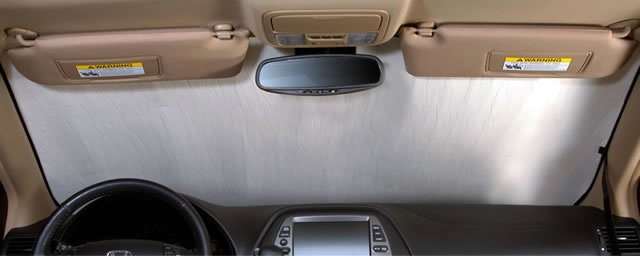 Intro Tech Sun Shade Intro Tech Automotive Windshield Shade