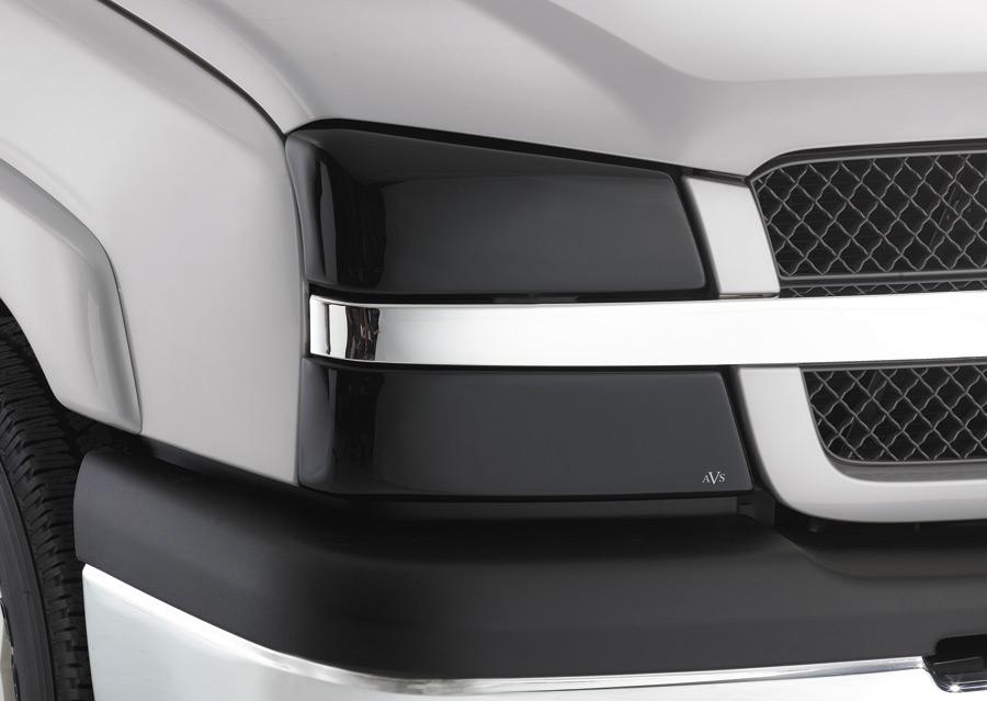Auto Ventshade Headlight Covers Avs Headlight Protectors