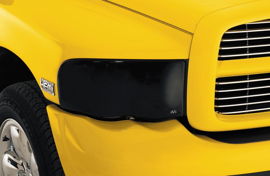 Auto Ventshade Headlight Covers 37043