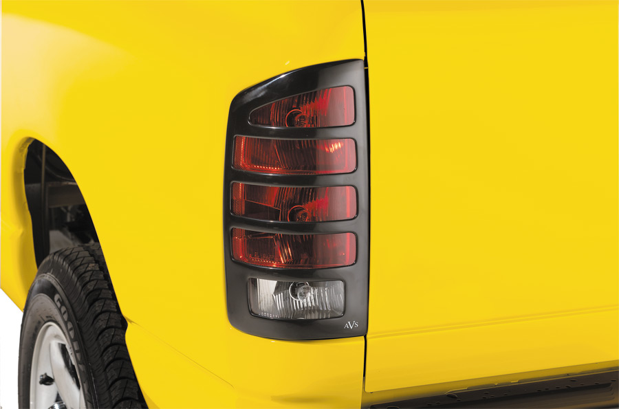 AutoVentshade Slotted Tail Light Covers