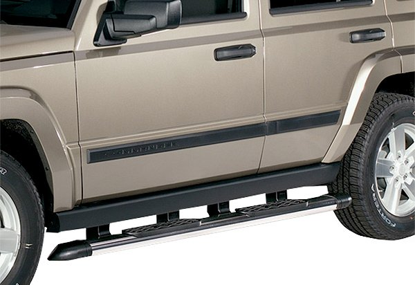 Lund StepRails Aluminum Side Steps