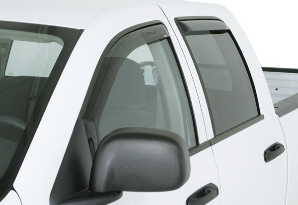 Wade In-Channel Window Deflectors