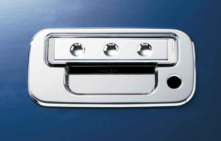 Ami Custom Chrome Door Handles Aluminum Car Door Handles