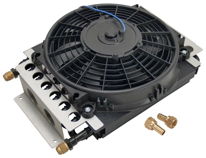 Derale Electra Cool Oil Cooler Derale Transmission Cooler