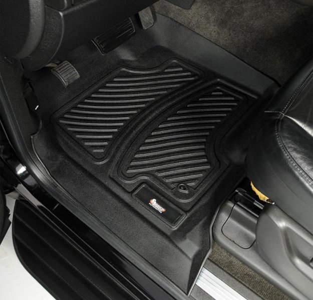 Aries Floor Liners Aries All Weather Truck Floor Mats